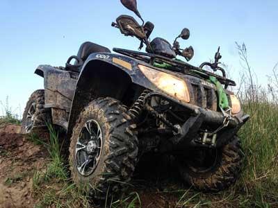 4 wheelers - ATV Accident Lawyer