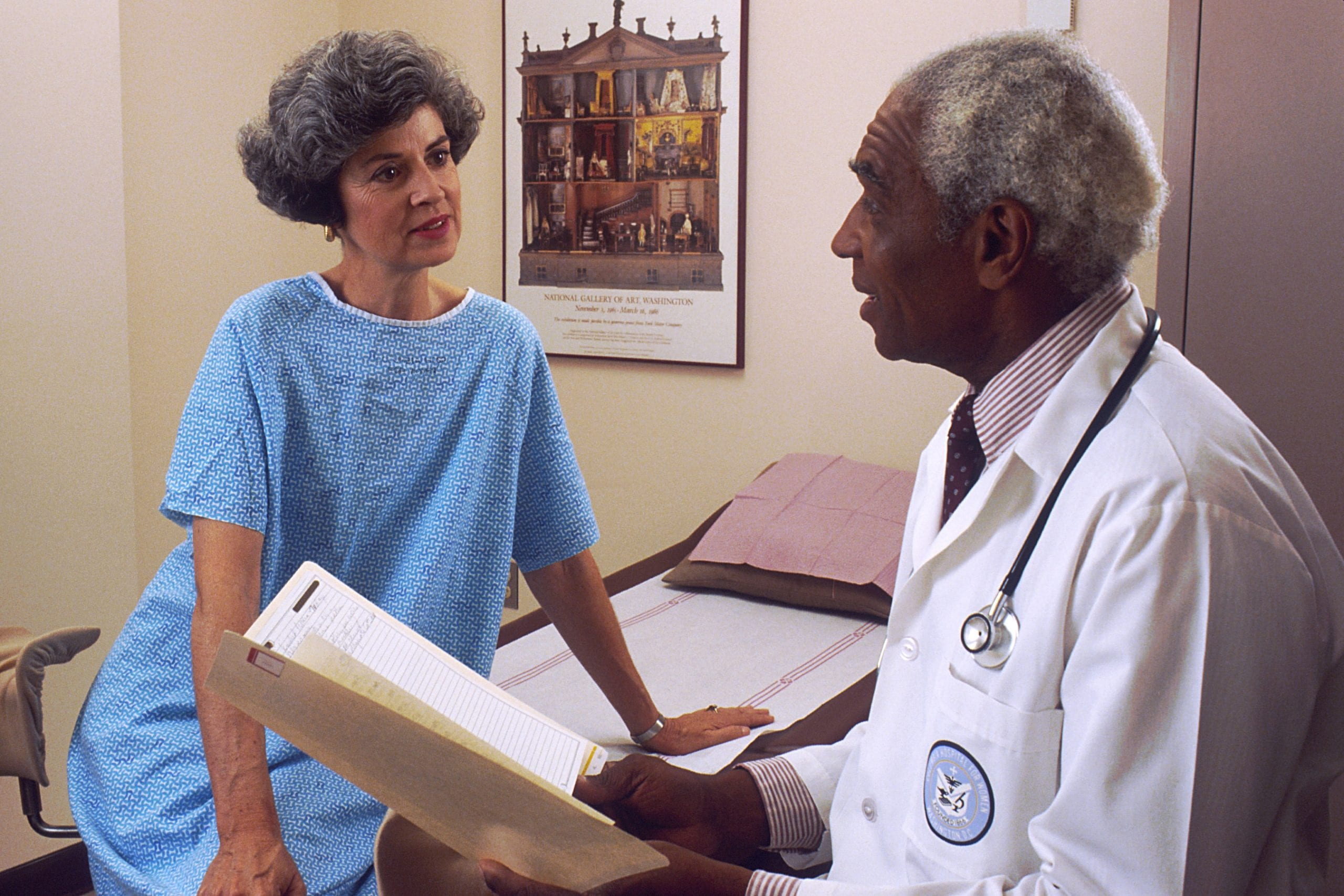 medical attention personal injury case