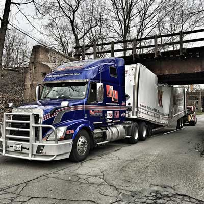 Bellevue Truck Accident
