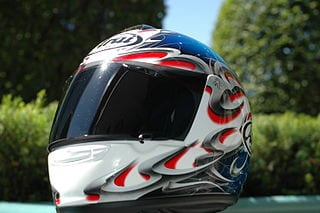 ACU 5 Star Motorcycle Helmet