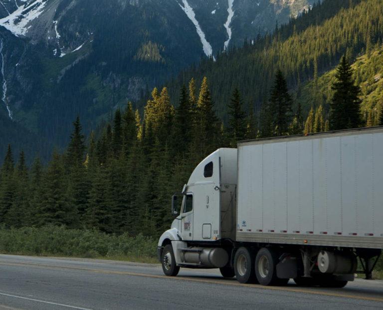 OTR Semi-Truck